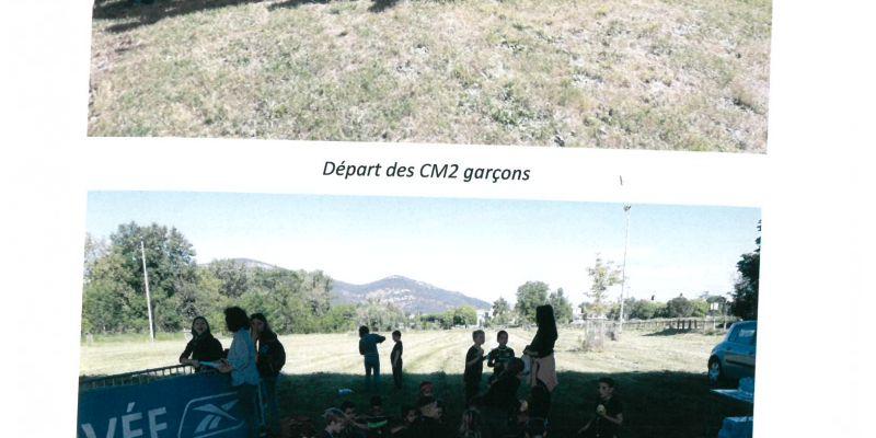 Départ CM2 Garçons